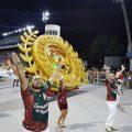 """""""Jeito Mocidade Alegre"""" dá o tom no ensaio da Morada do Samba"""