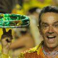 Uma figura no carnaval, Herivelto representa a resistência de uma arte