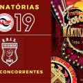 Concorrente Colorado do Brás 2019 - André Ricardo e cia
