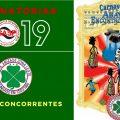 Amizade Zona Leste 2019 – Ouça Os Sambas Concorrentes