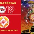 Tom Maior 2019 - Ouça os sambas concorrentes