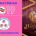 Rosas de Ouro 2019 - Ouça os sambas concorrentes