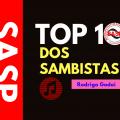 Top 10 dos Sambistas - Godoi apresenta seus 10 sambas-enredos preferidos, confira