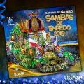 Ouça a prévia do CD do Carnaval 2019 de São Paulo
