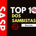 TOP 10 dos Sambista - Rica Leite apresenta seus 10 sambas-enredos favoritos, ouça!