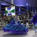 Após saída de Everson, porta-bandeira Lais Moreira deixa a Unidos de Vila Maria