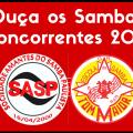 Ouça os sambas concorrentes da Tom Maior 2018