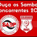 Samba Campeão Colorado do Brás 2018 - Parceria de Marcio Pessi e cia
