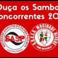 Ouça os sambas concorrentes da Mocidade Alegre 2018