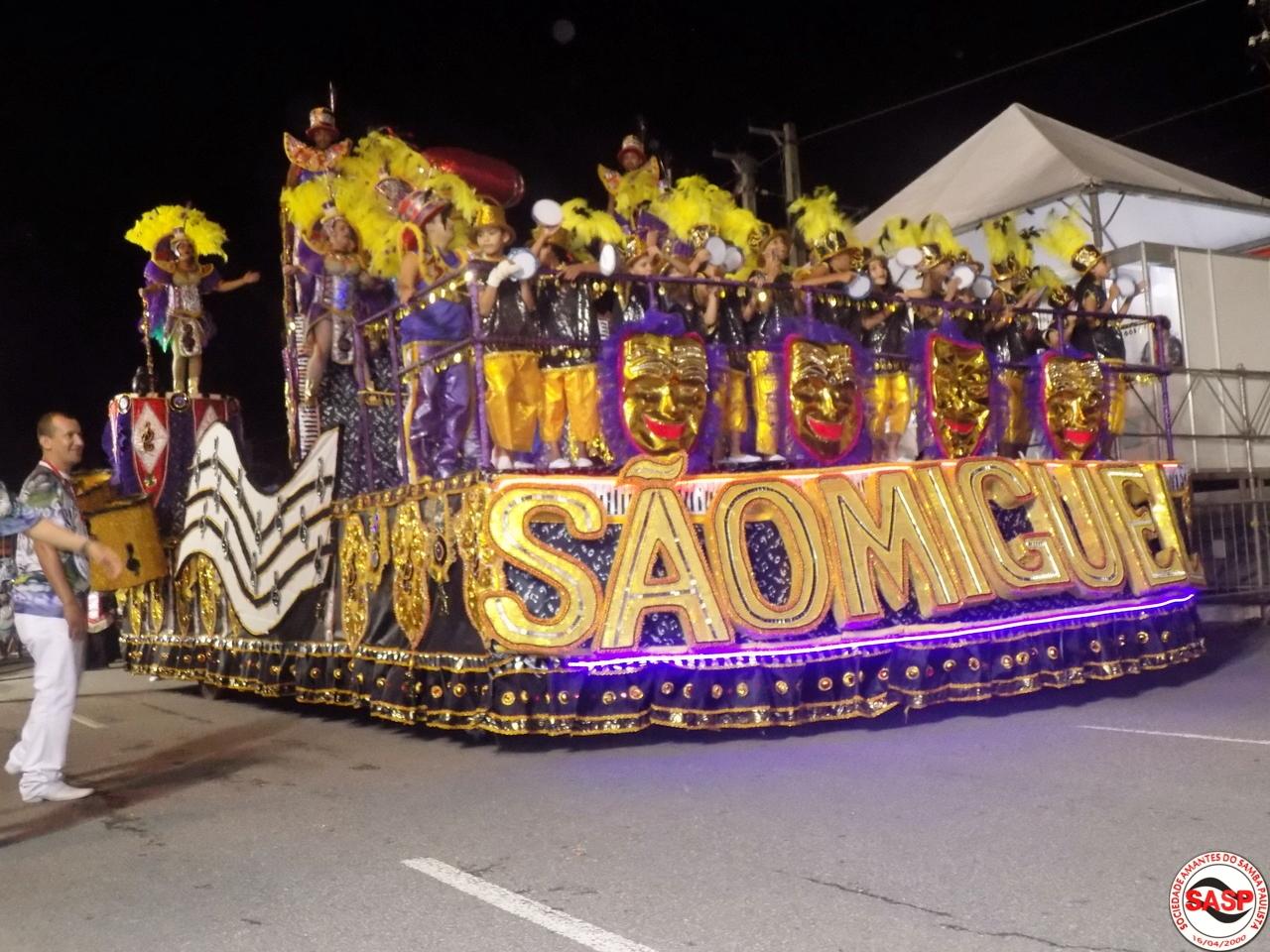 Saiba tudo sobre o carnaval da Unidos de São Miguel 2018 – SASP ...